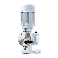 LEWA ecodos sanitary food pump